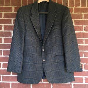 100% Wool Men Ralph Lauren 43R Blazer coat